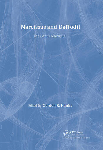 Narcissus and Daffodil The Genus Narcissus book cover