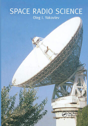 Space Radio Science book cover