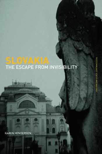 Slovakia The Escape from Invisibility book cover