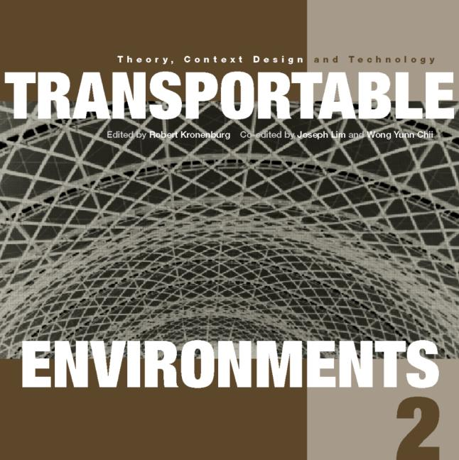 Transportable Environments 2 book cover