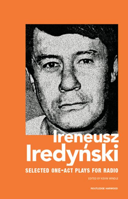 Ireneusz Iredynski Selected One-Act Plays for Radio book cover