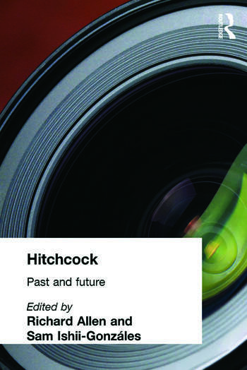 Hitchcock Past and Future book cover