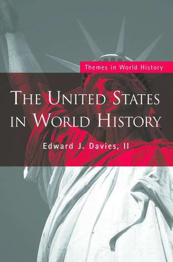 The United States in World History book cover