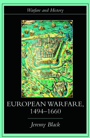 European Warfare, 1494-1660 book cover