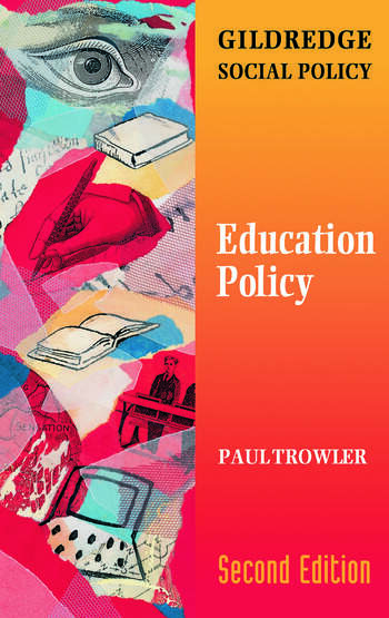 EDUCATION POLICY book cover