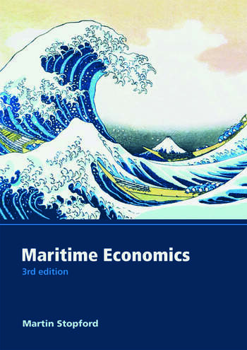 Maritime Economics 3e book cover