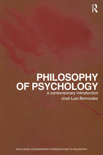 Philosophy of Psychology A Contemporary Introduction book cover