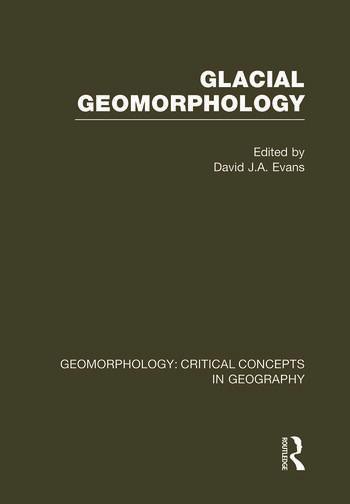 Glac Geom:Geom Crit Conc Vol 4 book cover