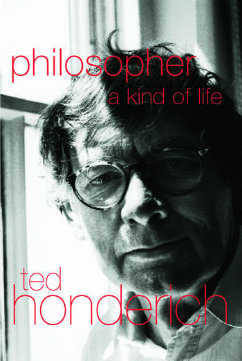 Philosopher A Kind Of Life book cover