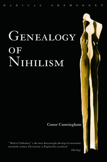 Genealogy of Nihilism book cover