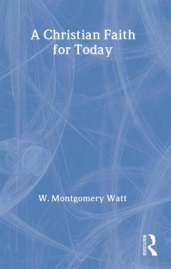 A Christian Faith for Today book cover