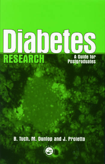 Diabetes Research book cover