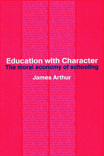 Education with Character book cover