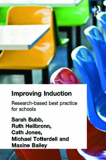 Improving Induction Research Based Best Practice for Schools book cover