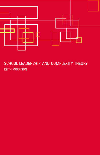 School Leadership and Complexity Theory book cover