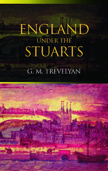 England Under the Stuarts book cover