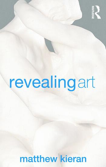 Revealing Art book cover