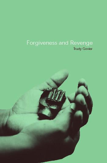Forgiveness and Revenge book cover