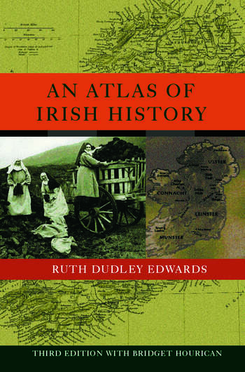 An Atlas of Irish History book cover