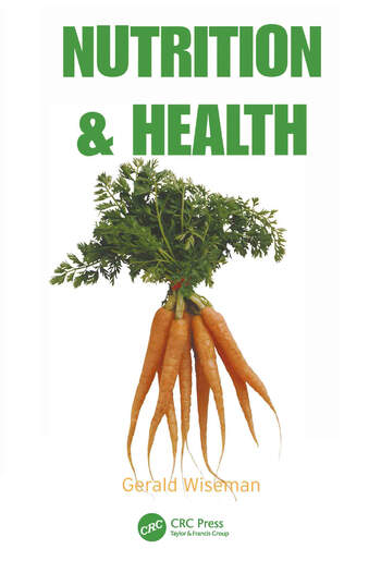 Nutrition and Health book cover
