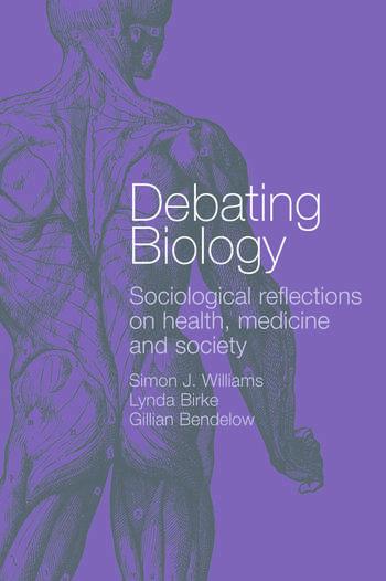 Debating Biology book cover