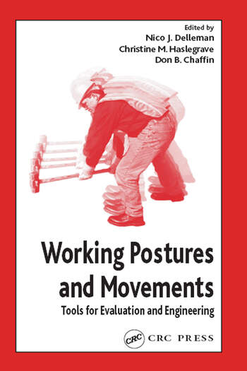Working Postures and Movements book cover