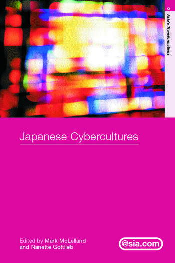 Japanese Cybercultures book cover