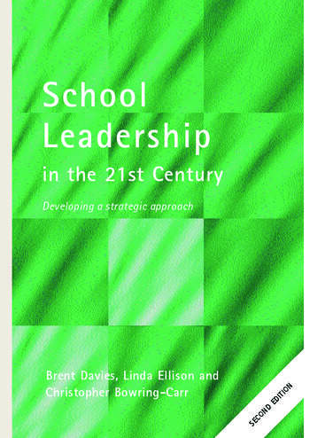 School Leadership in the 21st Century book cover