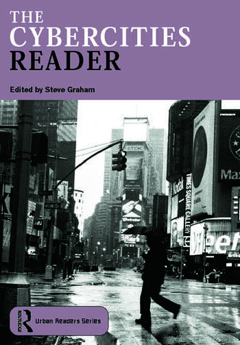 The Cybercities Reader book cover