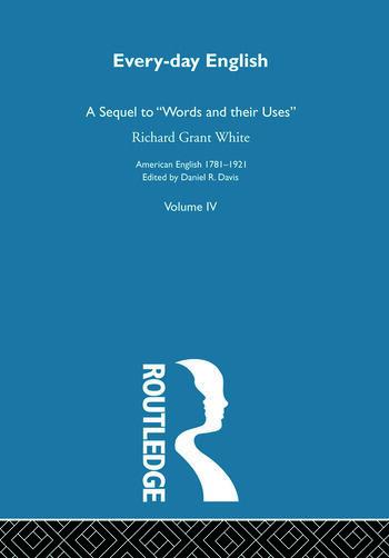 Everyday English:Sequel V4 book cover