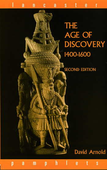 The Age of Discovery, 1400-1600 book cover