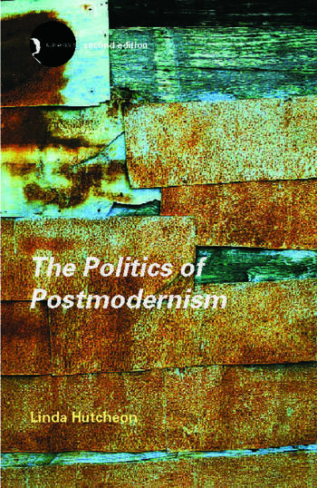 The Politics of Postmodernism book cover