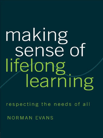 Making Sense of Lifelong Learning book cover