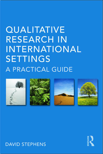 Qualitative Research in International Settings A Practical Guide book cover