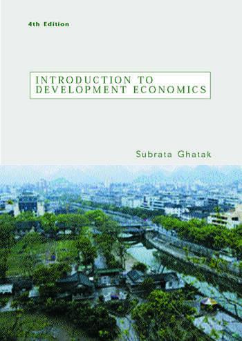Introduction to Development Economics book cover