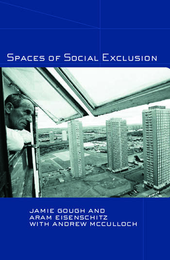 Spaces of Social Exclusion book cover