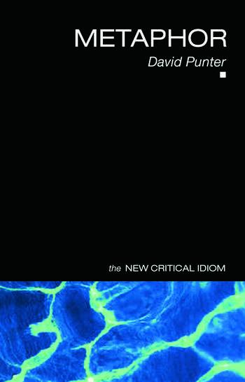 Metaphor book cover