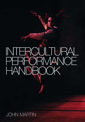 The Intercultural Performance Handbook book cover