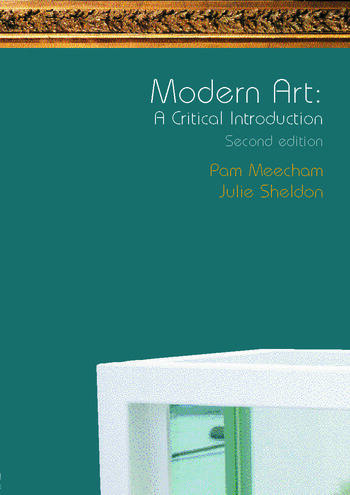 Modern Art: A Critical Introduction book cover