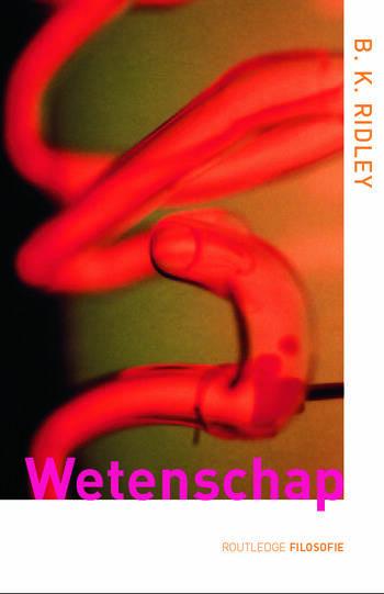 Wetenschap book cover