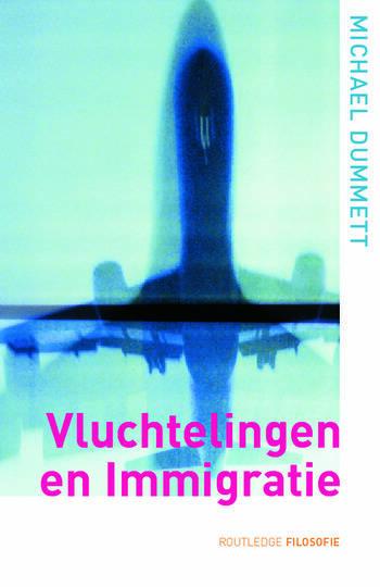 Vluchtelingen en immigratie book cover
