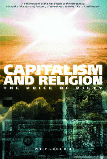 Capitalism and Religion The Price of Piety book cover