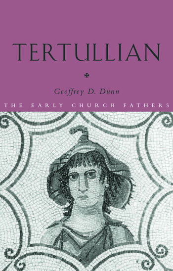 Tertullian book cover