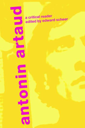 Antonin Artaud A Critical Reader book cover