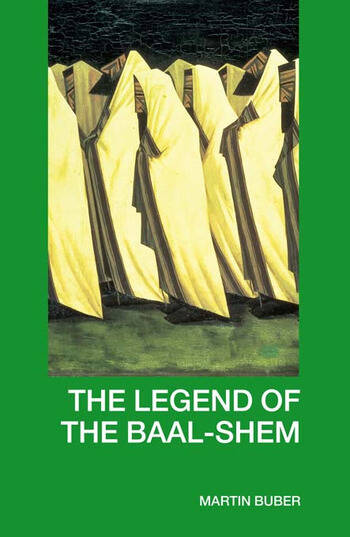 The Legend of the Baal-Shem book cover