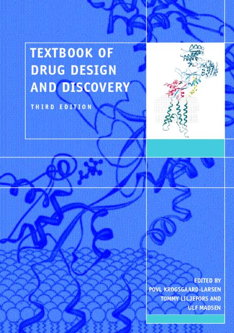 Textbook of Drug Design and Discovery, Third Edition book cover