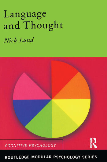Language and Thought book cover