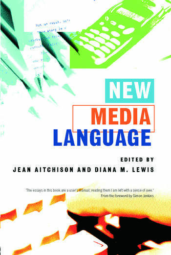 New Media Language book cover