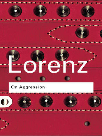 On Aggression book cover
