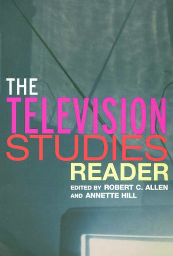 The Television Studies Reader book cover